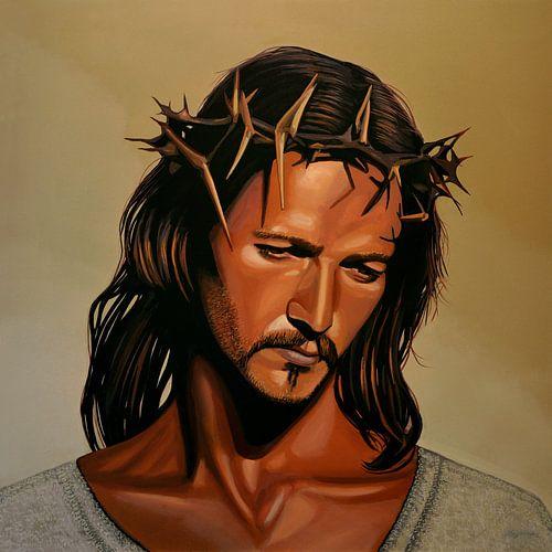 Jesus Christ Superstar Schilderij van Paul Meijering