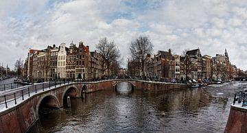 Amsterdamse grachten van x imageditor