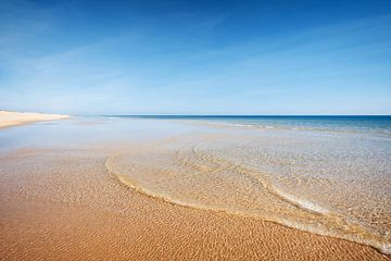 Praia do Barril (Algarve, Portugal) sur