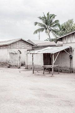 Scène de rue en Afrique - Bénin
