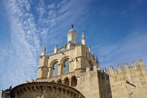 Coimbra: de oude kathedraal Sé Velha