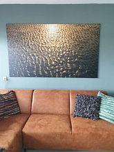 Kundenfoto: 0205 Gold von Adrien Hendrickx, auf leinwand