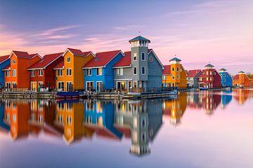 Reitdiephaven, Groningen von Thomas van Galen