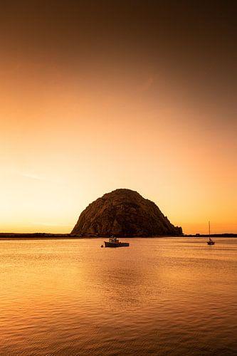 Morro Bay - Morro Rock - Californie