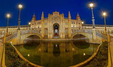 Plaza de España von Alex Riemslag