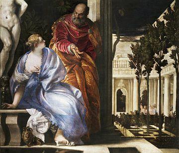 Bathsheba bij haar Bath, Paolo Veronese