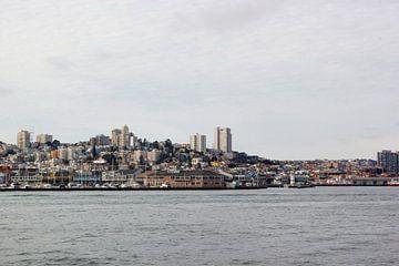 San Francisco skyline van Erik Koks