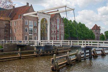 Pelserbrugje in Zwolle von Peter Apers