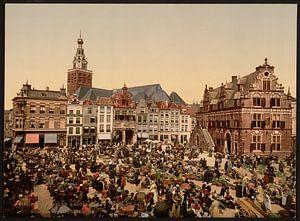 Grote Markt, Nijmegen van