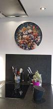 Kundenfoto: Amaranthine von Jesper Krijgsman, als rundes bild