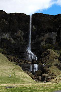 Waterval IJsland von Berg Photostore