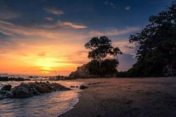 Zonsondergang in het paradijs van Markus Stauffer