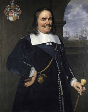 Michiel Adriaenszoon de Ruyter, Hendrick Berckman