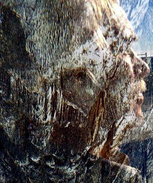 Holzkopf von Peter Norden