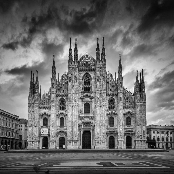 MILAN DOM kathedraal van Santa Maria Nascente