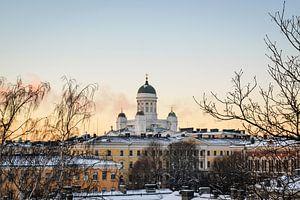 Helsinki Kathedraal/ Domkerk Helsinki van