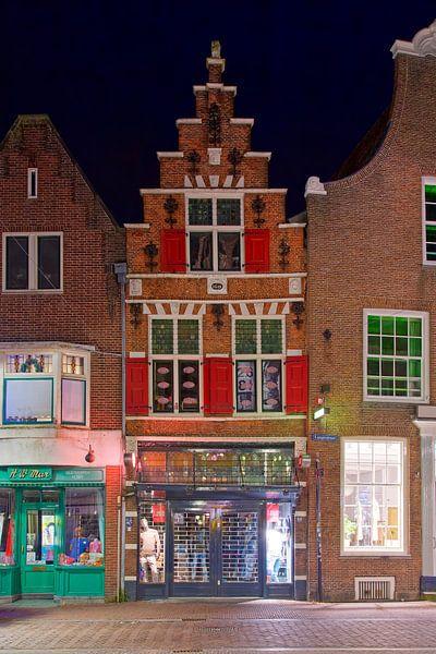 Mittelalterliche Gebäude Amersfoort von Anton de Zeeuw