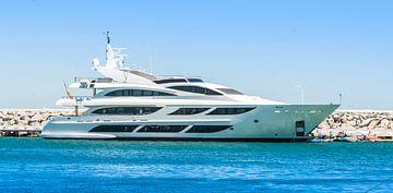 Luxus-Yacht von Ivo de Rooij