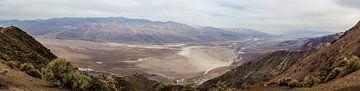 Death Valley Dantes View van Henk Alblas