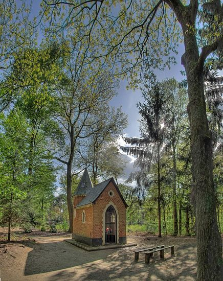 Kapelleke Van De Dreef Te Vorselaar , Belgie