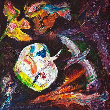 Purple dream van Lida Bruinen