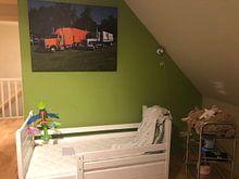 Photo de nos clients: Amerikaanse vrachtwagens sur richard de bruyn, sur toile