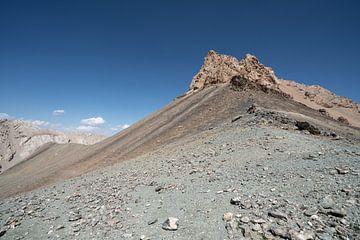 Gipfel des Bergpasses nach Chatyr Kul von Mickéle Godderis