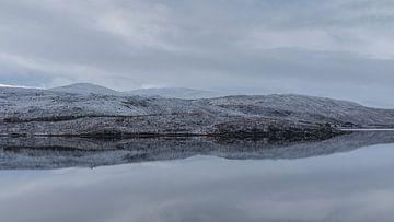 Heitere schottische Landschaft von Marc Glaudemans