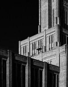 Architectuur in Utrecht: De Inktpot in Utrecht van De Utrechtse Grachten