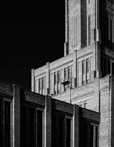 Architectuur in Utrecht: De Inktpot in Utrecht van