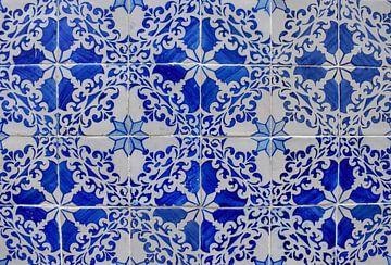 Tegels in Lissabon von Kim de Been