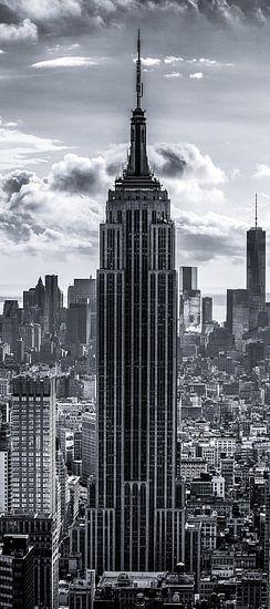 New York Empire State van John Sassen