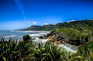 Coastline Punakaiki - Neuseeland