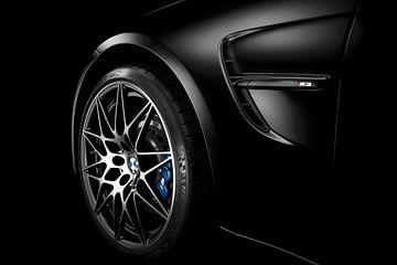 BMW M3 2018 von Thomas Boudewijn