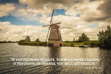 change your focus von Pieter de Kramer