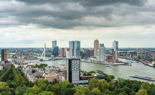 Skyline Rotterdam - Kop van Zuid