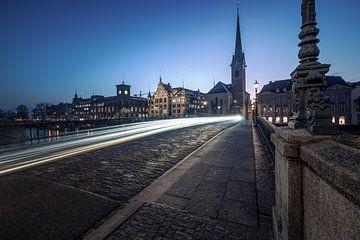 Zürich: Fraumünster van