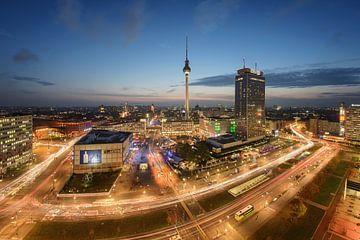 Berlin Alexanderplatz von Stefan Schäfer