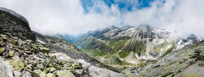 Oostenrijkse Alpen - 10 van Damien Franscoise