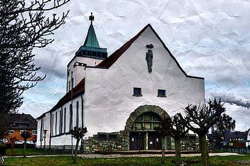 Stephani Church 1 van Edgar Schermaul