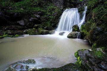 Wasserfall van Severin Pomsel