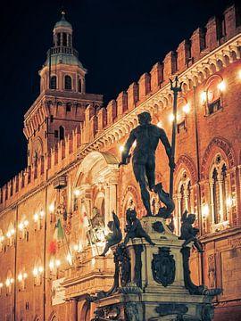 Bologna - Piazza del Nettuno von Alexander Voss