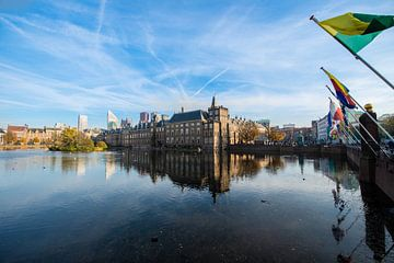 Binnenhof Den Haag.