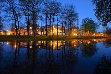 Maliesingel in Utrecht  sur Donker Utrecht