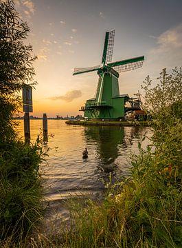 An einem Sommerabend von Arjen Noord