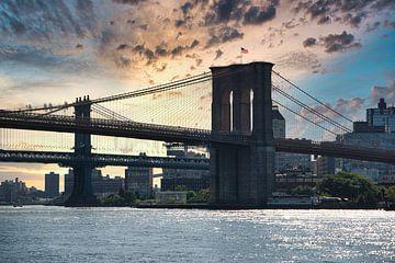 Brooklyn bridge van Marco & Lisanne Klooster