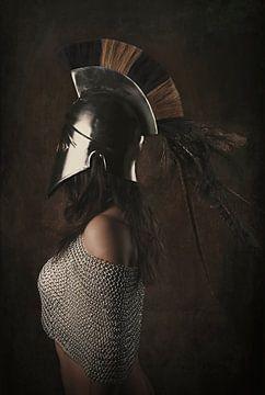 lady ridder, Carola Kayen-Mouthaan van 1x