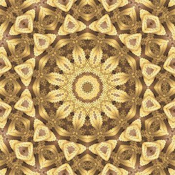 Mandala Or sur Marion Tenbergen