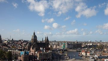 Amsterdam 3 van Anneke Kroonenberg
