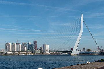 Erasmusbrug Rotterdam sur Anouk IJpelaar